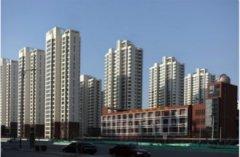 天津市北辰区大张庄镇还迁区项目